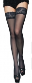 Lace-Top Stay-Up Stockings